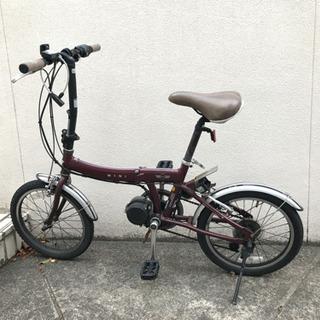電動自転車(MINI Cooper)