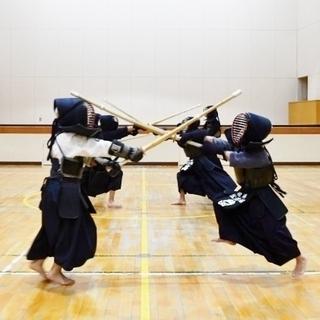 剣道&居合道 部員募集