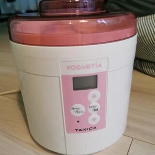 タニカ ヨーグルトメーカー容器2個付き