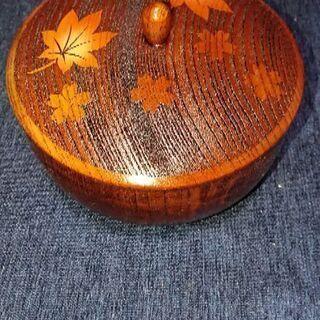 漆塗り菓子鉢