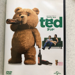 DVD  ted  テッド