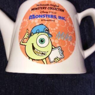 モンスターズインクコーヒーポット