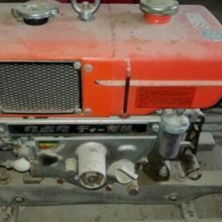 クボタ発動機 ER550早期終了品
