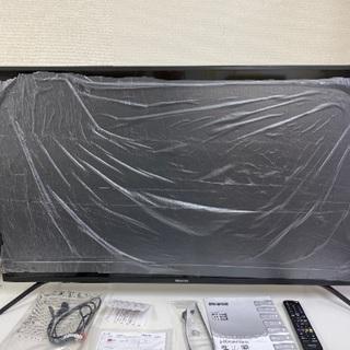 50インチ 4K対応液晶テレビ 2019年製