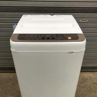 Panasonic 全自動洗濯機 2017年製 動作品
