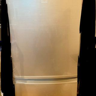 SHARP プラズマクラスター 2ドア 冷蔵庫