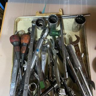 トネが多めでKTCもけっこうあります!工具色々です!
