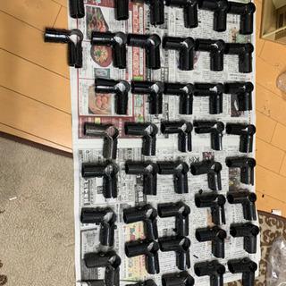 イレクターパイプ  ジョイント 鉄 メタル DIY 大量
