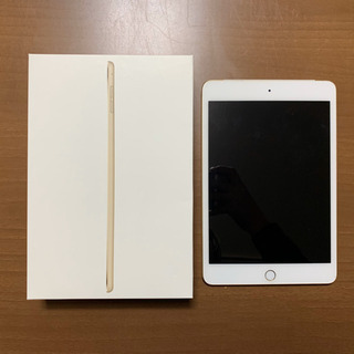 iPad mini 4 WiFi+cellular 128GB
