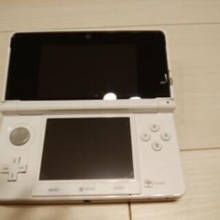 任天堂 3DSホワイト