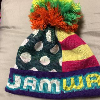 J A mニット帽