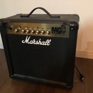 マーシャルのギターアンプ譲ります