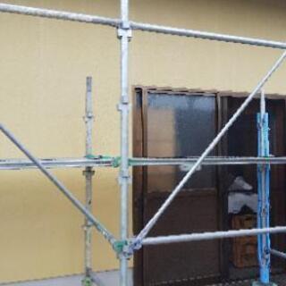 お家の塗り替えをお安く施工致します。