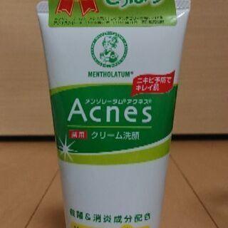 未使用 メンソレータム    アクネス 薬用クリーム洗顔