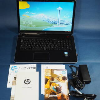 ⭕️HP ENVY dv7/Core i5-3230M/8GB/...