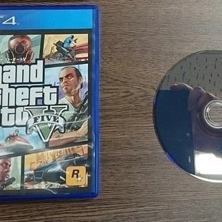 PS4 GTA5 ゲームソフト