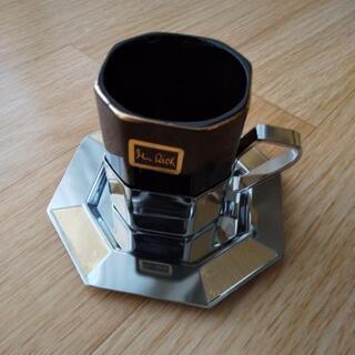 ステンレスコーヒーカップセット