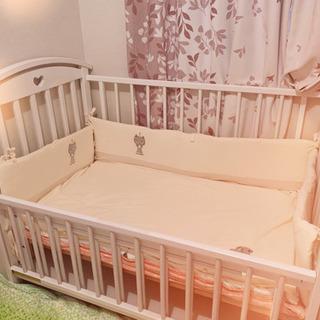 赤ちゃん本舗ベビーベッド