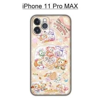 ダッフィー iPhone 11ProMax用 iPhoneケース