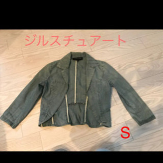 ジルスチュアート★ デニム ジャケット S