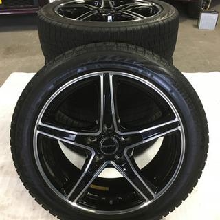 スタッドレス225/45R17 VRX2 ブリジストンホイール、タイヤ