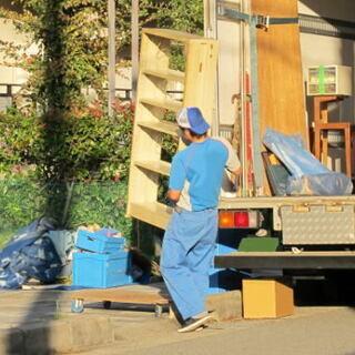 お引っ越し・荷物の搬送・敷地内の移動・処分品回収お任せください。...