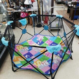 ベビーサークル 六角形
