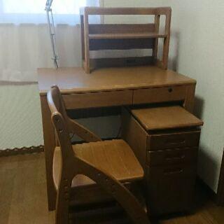 学習机 と  椅子
