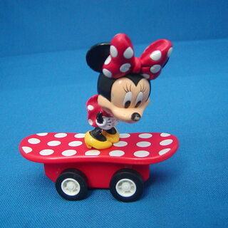 TokyoDisenyResort ミニーマウスのチョロQミニカー