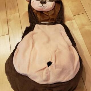 幼児ハロウィン用モンキー衣装