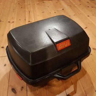 バイク リアボックス GIVI EASYBOX E20N(中古品)