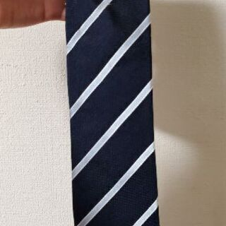 紺色ネクタイ