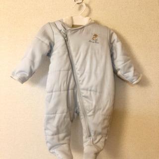 フーセンウサギ ジャンプスーツ 60