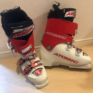 スキーブーツ25.5 ATOMIC RT TI 100