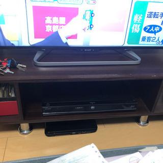 テレビ台 譲ります。