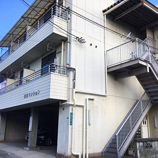 【2部屋空きあり】敷金礼金ゼロ、ワンルーム、松永駅から徒歩10分