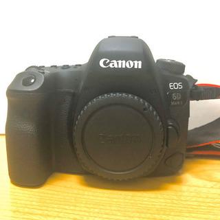 Canon 6d mark2 本体です。バッグ付き!
