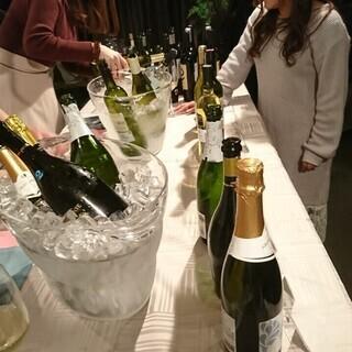 12月20日(日)ソレイユの静岡浜松ワイン会のボランティア…