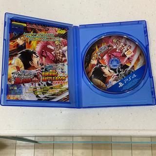 ワンピース バーニングブラッド 通常版 PS4 / 中古 ゲーム