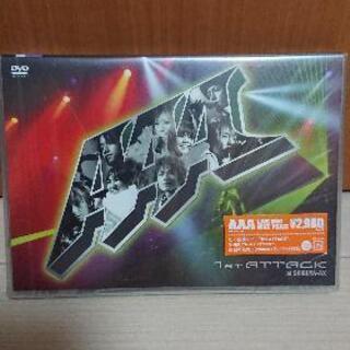 【78】AAA ライブDVD(2006年)(1/27値下げ)