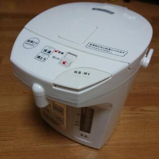 古くない湯沸し器