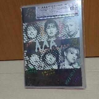 【88】AAA ライブDVD(2018年)(1/28値下げ)