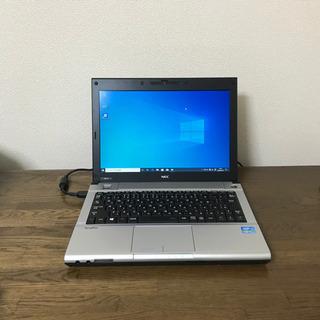 NEC製 モバイルパソコン Corei5/メモリー8GB/SSD...