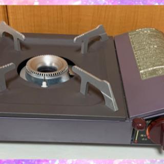 卓上カセットコンロ グルメファイヤーGK-2 美品