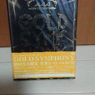 【93】AAA -Gold Symphony-(初回限定品)