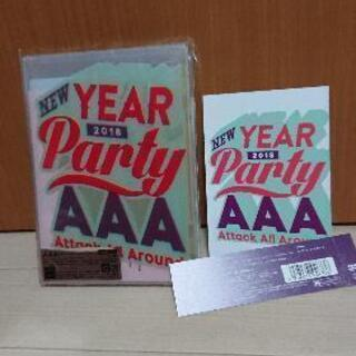 【97】AAA -NEW YEAR Party- (2018年)
