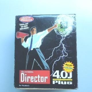 Macromedia Director Ver.4 Macint...