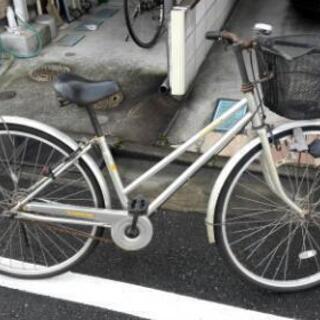 急募!自転車27インチ あげます 本日24日中!