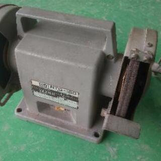 中古グラインダー 日立 NTG-150 電動研ぎ機 ベンチ…