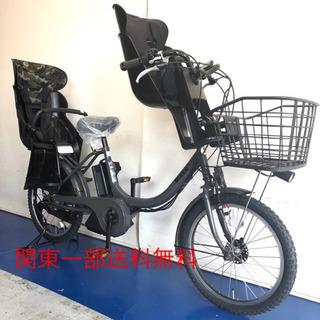 ブリジストン ビッケ 20インチ 3人乗り 高年式 電動自転車 ...